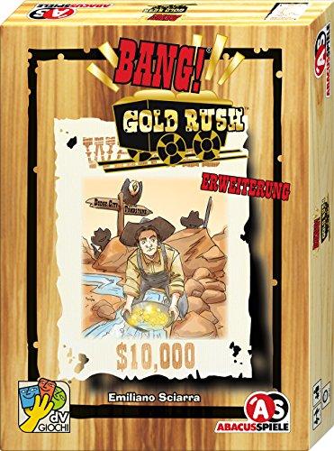 ABACUSSPIELE 08156 - BANG! Gold Rush - Bang Spiel