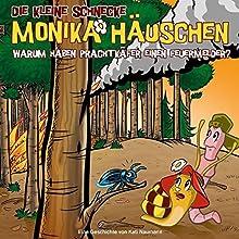 Die kleine Schnecke Monika Häuschen 48: Warum haben Prachtkäfer einen Feuermelder? (Audio CD)