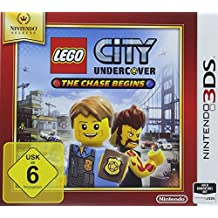 Lego City Undercover Selects The Chase Begins (Nintendo 3Ds)