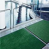 miltex 31035 Schmutzfangmatte Olefin, 91 x 150 cm, grün