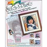 Creative Vision Stitch-A-Photo - Juego de utensilios para hacer un patrón de punto de cruz con una fotografía