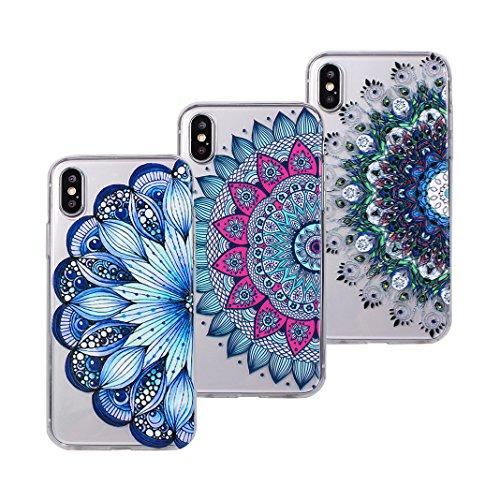 2 X IPhone Schutzhulle Rosa Schleife 10 Ultra Dunn TPU Backcover Weiche Silikon