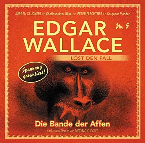 Edgar Wallace löst den Fall (5) Die Bande der Affen - Winterzeit 2017