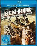 Ben Hur - Sklave Roms  (inkl. 2D-Version) [3D Blu-ray]