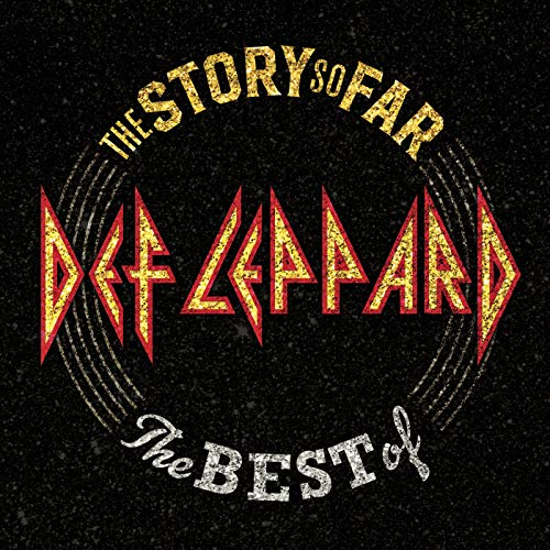 Def Leppard – The Story So Far. The Best of
