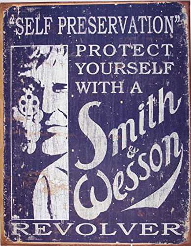 tin-sign-smith-wesson