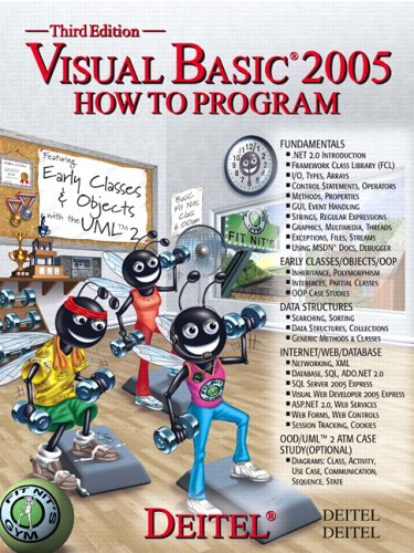 Basic Visual Deitel (Visual Basic 2005: How to Program (How to Program (Deitel)))