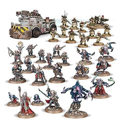 Jeux Atelier 99120117009B/Force?: Genestealers les Sectes Insurrection de table et de jeux miniature