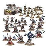 Games Workshop 99120117009B/Force: Genestealer cults Aufstand Tischplatte und Miniatur-Gaming