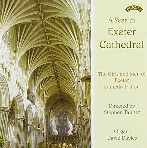 Preisvergleich Produktbild A Year in Exeter Cathedral