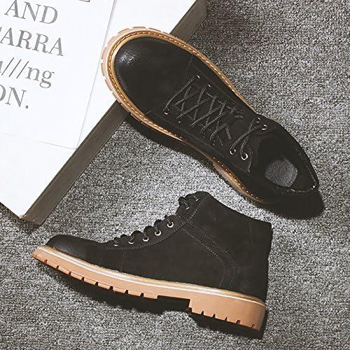 HL-PYL-Martin uomini uomini uomini stivali scarpe alte Tooling Stivali Stivali con bassa scarpe di cotone,41,Nero B078NVD316 Parent | Design lussureggiante  | a prezzi accessibili  | modello di moda  ac91b5