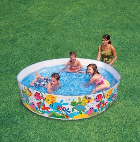 Piscinas hinchables listado de productos juguetes de for Amazon piscinas infantiles
