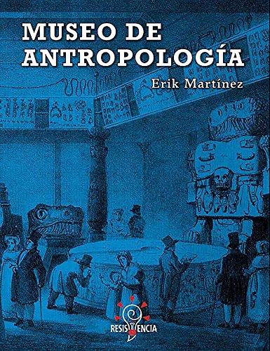 Museo de antropología por Erik Martínez