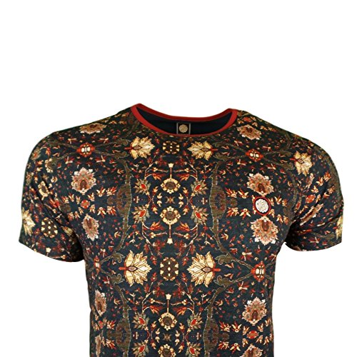 Ebury Pretty Green T-shirt Navy