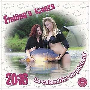 calendrier de pêche en 2016