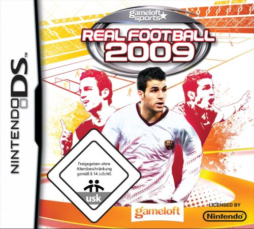 Ubisoft Real Football 2009