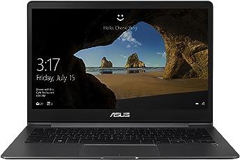 """Asus ZenBook UX331UN-EG004T Ultrabook, Display da 13.3"""", Processore i7-8550U, 1.8 GHz, SSD da 512 GB, 8 GB di RAM, nVidia GeForce MX150, Grigio [Layout Italiano]"""