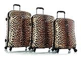 Heys America - Juego de maletas  multicolor Leopard Panthera
