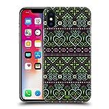 Head Case Designs Neu Russisch Multikulturelle Ethnische Drucke Ruckseite Hülle für Apple iPhone X