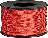 Corde pour parachute, Nano Câble 0,75mm x 300ft (Choisir la Couleur)