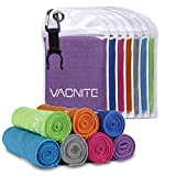 Best Cooling Towels - VACNITE Cooling towel for all sports and exercise Review