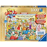 Ravensburger WHAT IF? No. 5 - The Village Hall 1000pc Jigsaw Puzzle