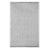 Alfombra de salón árabe gris de polipropileno para comedor de 180 x 270 cm Arabia - Lola Derek