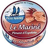 Petit Navire emiette de thon piment d'Espelette 110g (Prix Par Unité) Envoi Rapide Et Soignée