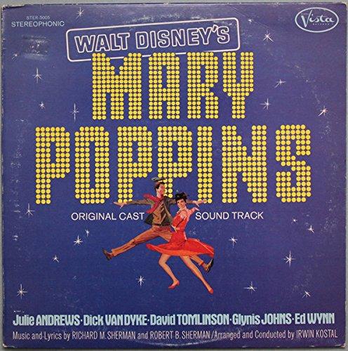 Mary Poppins, Original Cast Soundtrack (Cast London Poppins Mary)