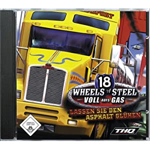 18 Wheels of Steel: Voll aufs Gas [Software Pyramide]