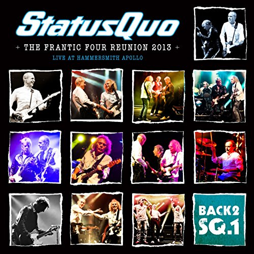 Back2SQ1 - The Frantic Four Re...