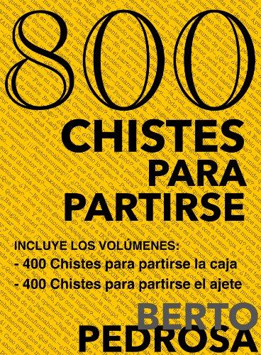 Tribu Palabras De La (800 Chistes para partirse (Spanish Edition))