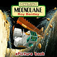 Moonquake ('Spacers' - Space Rescue Service Book 2)