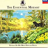 The Essential Mozart: Fifteen of His Most Popular Pieces