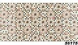 1 PVC Dekorplatte Mosaic Wandverkleidung Platten Wand Paneel 95x48cm, 56175