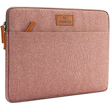 059b44f8e102f DOMISO 14 Zoll Laptophülle Hülle Sleeve Case Etui Notebook Schutzhülle  Canvas-Gewebe Tasche für 14