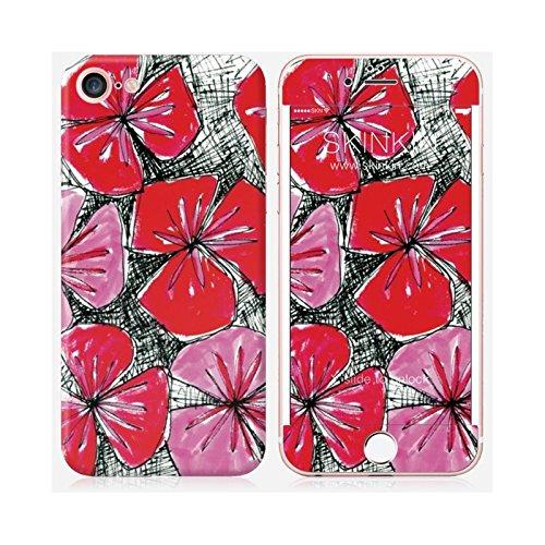 Skinkin Wandtattoo iPhone 7von zu Hause Design Original: Kiss me von Suzie Q