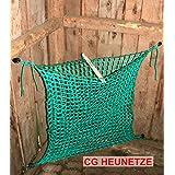 CG Heunetz Engmaschig S 4,5cm Maschenweite - 1 m - 0,90 m inkl. geschütztem System zum Öffnen und Verschließen