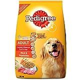 Pedigree Adult Dry Dog Food, Meat & Vegetables, 22kg Pack