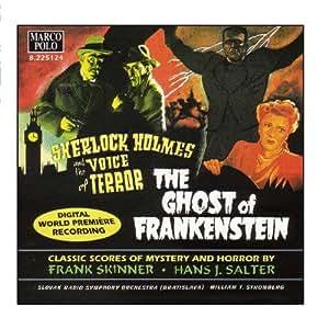 Skinner.Salter: Classic Scores of Mystery & Horror