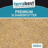 Produkt-Bild: Terrabest Premium Schabenfutter Schokoschaben Waldschaben Insektenfutter (EUR 6,98/L)