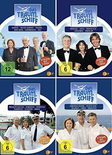Das Traumschiff DVD-Box VII-X (12 DVDs)
