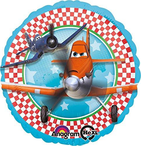 Disney Planes Dusty Folienballon Folien Ballon 46 cm *NEU*OVP* (Disney Planes Folien Ballon)