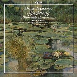 Symphonie op.41 ; Fantaisie concertante op. 48 pour piano et orchestre