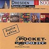 Pocket-Pilot Dresden: Einzelkarten: Zentrum, Großraum & Region - Öffentliche Verkehrsmittel - Sehenswürdigkeiten - Ausflüge - Wissenswertes - Klima - ... und vieles mehr. Englische Ausgabe - Collectif