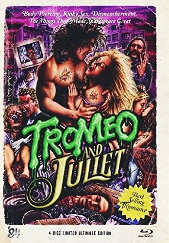 Bild von Tromeo and Juliet  - Mediabook [Blu-ray] [Director's Cut] [Limited Edition]