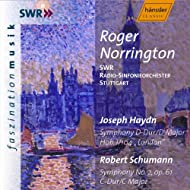 "Haydn: Symphony No. 104, ""London"" / Schumann: Symphony No. 2"