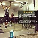 Creatin Monohydrat Pulver (100% pures Kreatin) der Profisport Marke FSA Nutrition, 'Ultrapure Creatine Monohydrate' steigert Leistungsfähigkeit bei Kraftsport und Bodybuilding, vegan und geschmacksneutral, 500g - 2