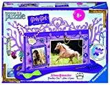 Ravensburger - 12068 - Puzzle 3D Girly Girl - Arbre à Bijoux Chevaux