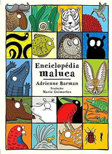Portada del libro Enciclopédia Maluca (Em Portuguese do Brasil)